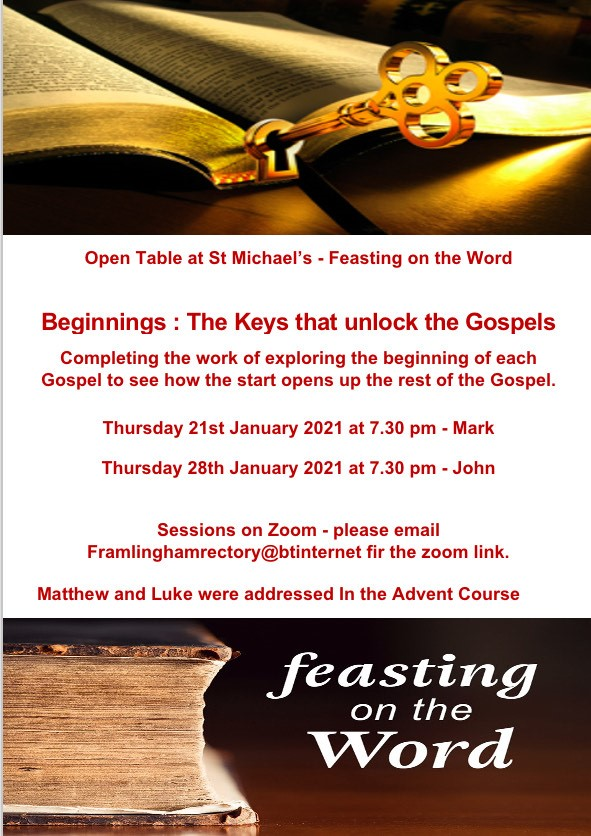 The Keys that Unlock the Gospels