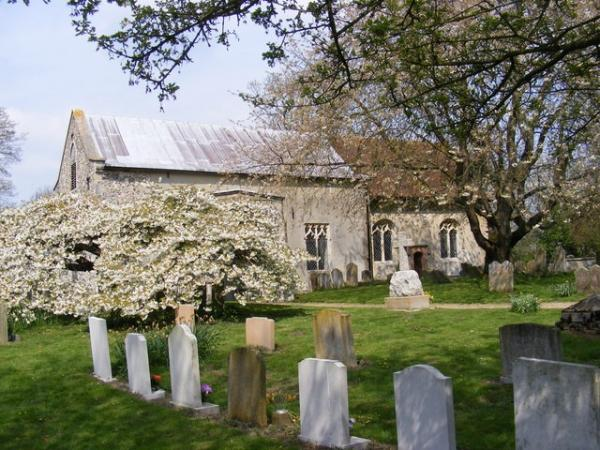 All Saints Saxtead